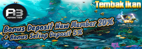 Bonus Tembak Ikan Airbet88