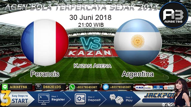 prediksi perancis vs argentina