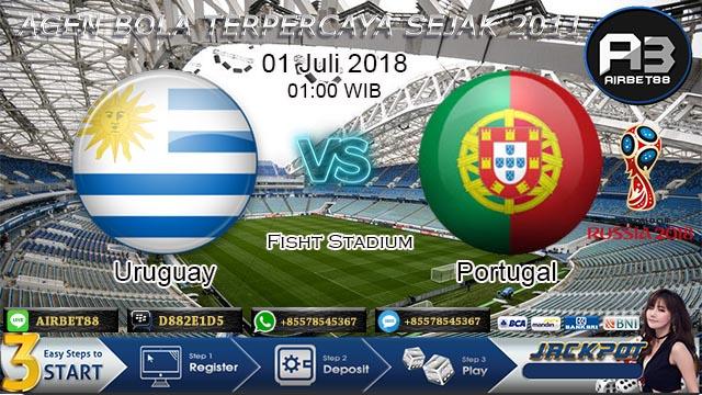 Prediksi Uruguay Vs Portugal