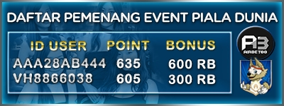 pemenang event POINT