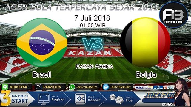 prediksi bola brasil vs belgia