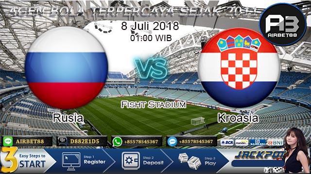 Prediksi Rusia Vs Kroasia Piala Dunia 2018