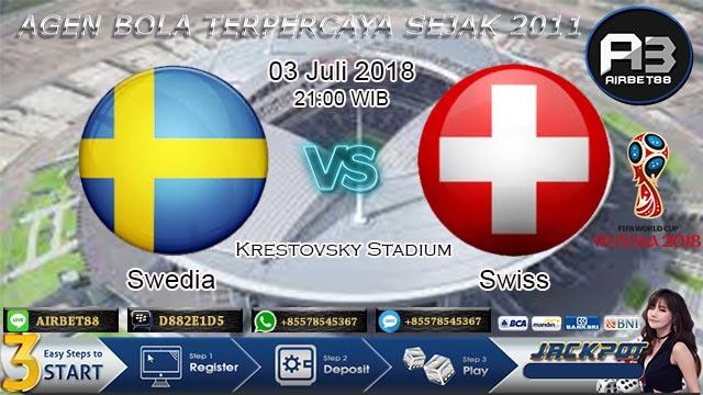 Prediksi Swedia Vs Swiss