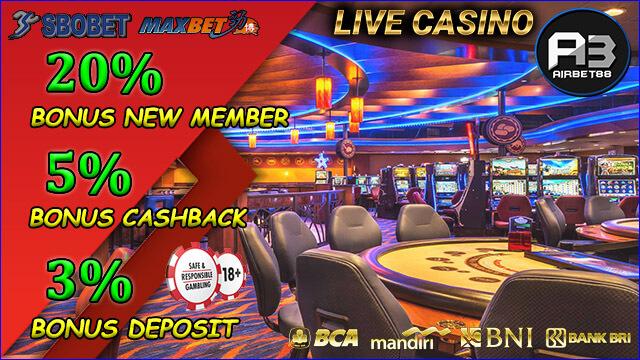 Bonus Casino Airbet88